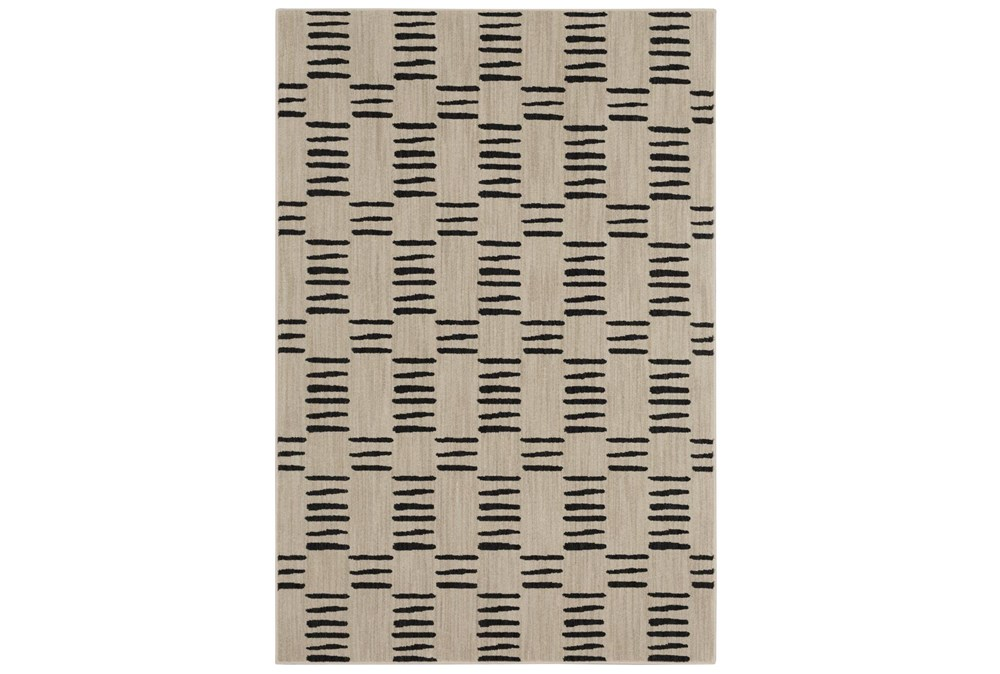 114X155 Rug-Santo Beige By Nate Berkus And Jeremiah Brent
