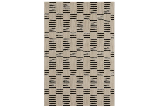 114X155 Rug-Santo Beige By Nate Berkus And Jeremiah Brent - 360