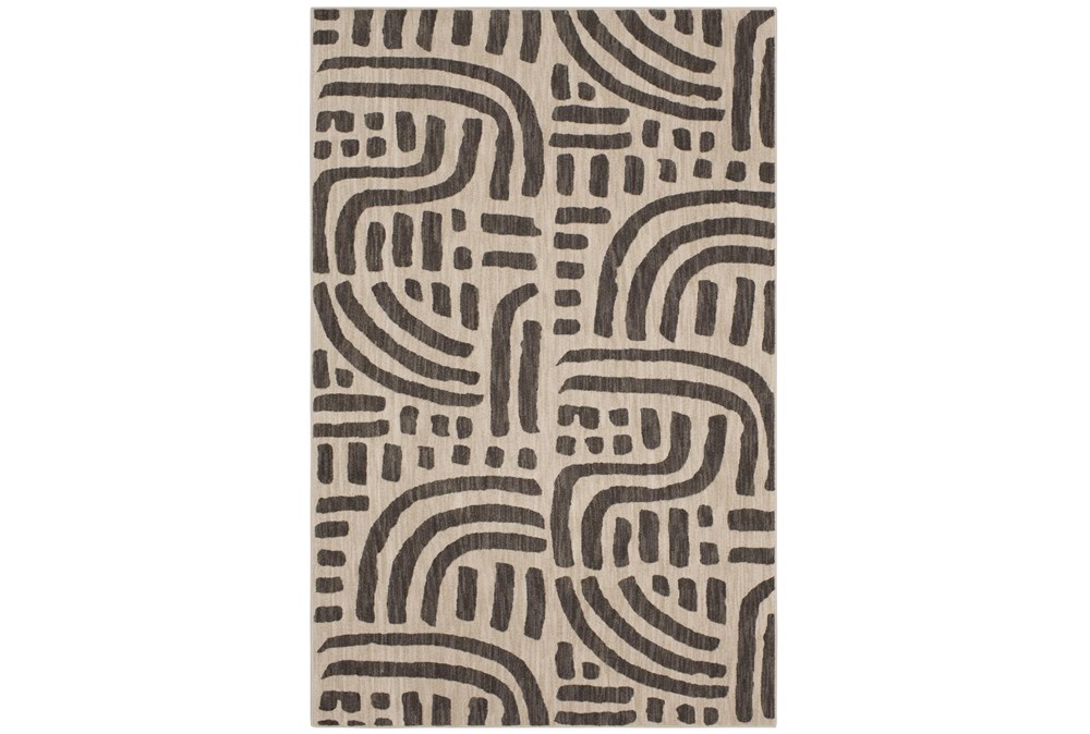 96X132 Rug-Serre Grey By Nate Berkus And Jeremiah Brent