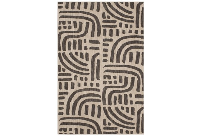 96X132 Rug-Serre Grey By Nate Berkus And Jeremiah Brent - 360