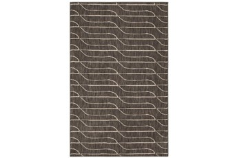 63X94 Rug-Rive Grey By Nate Berkus And Jeremiah Brent
