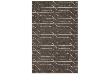 """5'3""""x7'8"""" Rug-Rive Grey By Nate Berkus And Jeremiah Brent"""