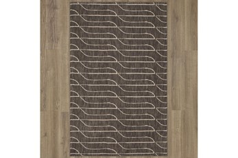 114X155 Rug-Rive Grey By Nate Berkus And Jeremiah Brent