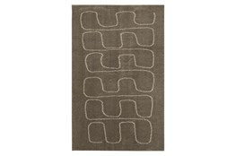 96X132 Rug-Tauro Grey By Nate Berkus And Jeremiah Brent