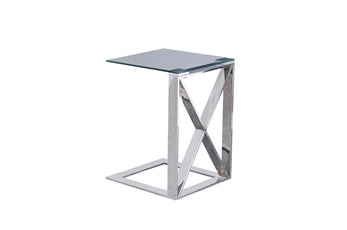 Silver X Metal C Table