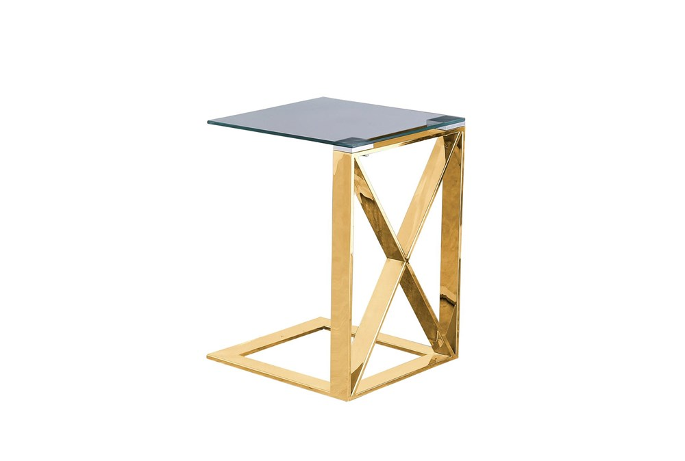 Gold X Metal C Table