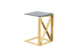 Gold X Metal C Table