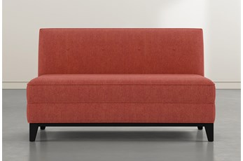 Holden IV Orange Settee