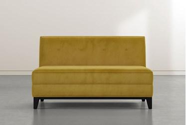 Holden IV Yellow Settee