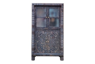 Charcoal 2 Door Cabinet