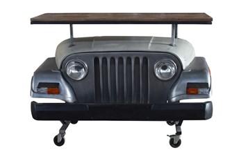 Jeep Bar Counter
