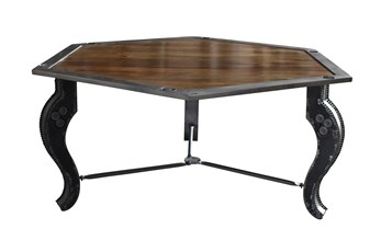 Industrial Poker Table