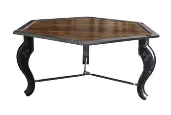 Industrial Poker Table
