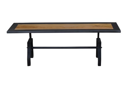 Industrial Dining Bench - Main