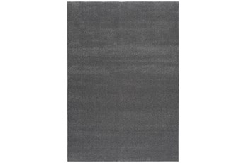 94X126 Rug-Luxe Shag Carbon