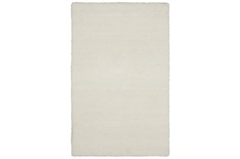 8'x11' Rug-Loop Shag White