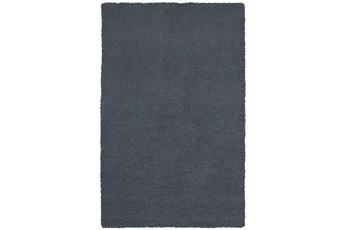 96X132 Rug-Loop Shag Blue