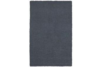 9'x12' Rug-Loop Shag Blue