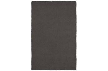 9'x12' Rug-Loop Shag Shiitake Grey
