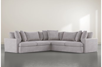 "Grand Down 3 Piece 127"" Sectional"