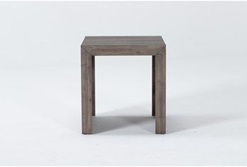 Miter End Table