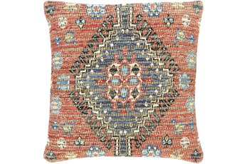 Accent Pillow-Jute Boho Sunset 18X18
