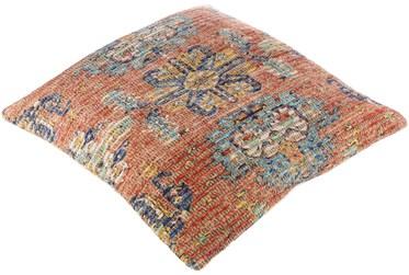Floor Cushion-Jute Traditional Sunset 26X26