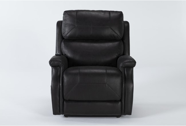Thorpe Eclipse Power Lift Recliner With Power Headrest - 360