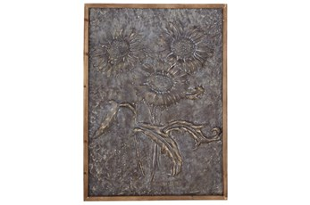 40 X 30 Rustic Metal Wall Decor