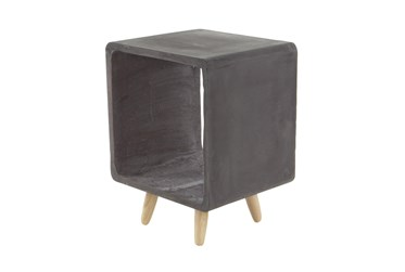 16 Inch Square Cut Out Table