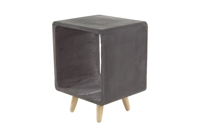 16 Inch Square Cut Out Table  - 360