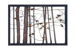39 X 27 3D Nature Wall Decor
