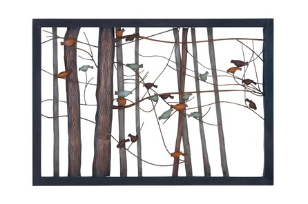 39 X 27 3D Nature Wall Decor - Main