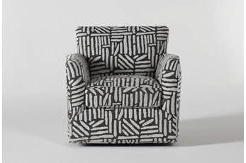 Revolve II Swivel Accent Chair