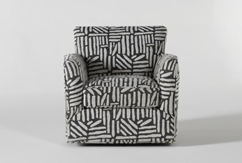 Revolve II Swivel Accent Chair