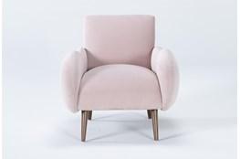 Amber Velvet Accent Chair
