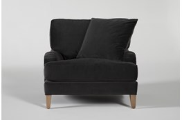 Abigail IV Velvet Arm Chair
