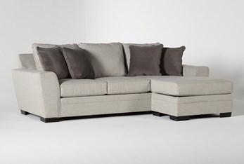 "Delano Thrillist 101"" Sofa With Reversible Chaise"