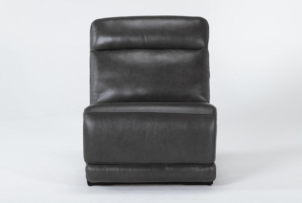 Vance Zero Gravity Grey Armless Chair