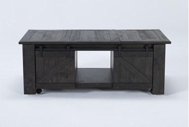 Grant II Lift-Top Storage Coffee Table