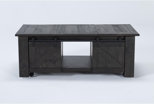 Grant II Lift-Top Storage Coffee Table - 360