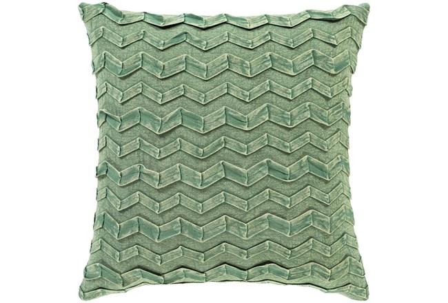 Accent Pillow-Zig Zag Kiwi 18X18 - 360