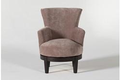 Sadie III Swivel Accent Chair