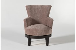 Sadie III Swivel Accent Chair