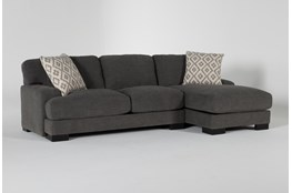 Aidan IV 2 Piece Sectional With Right Arm Facing Chaise