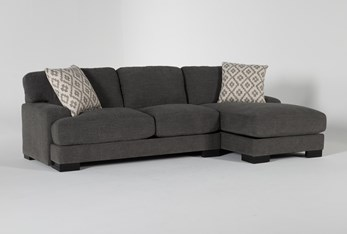 """Aidan IV 2 Piece 111"""" Sectional With Right Arm Facing Chaise"""