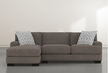 """Aidan IV 2 Piece 111"""" Sectional With Left Arm Facing Chaise"""