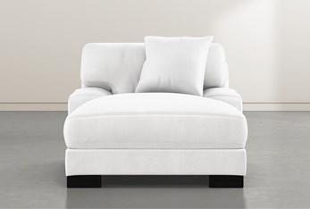 Aidan IV Cream Chaise