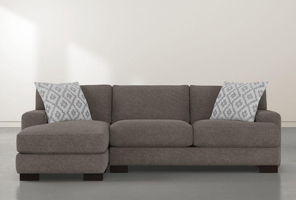 "Aidan IV Reversible 95"" Sofa/Chaise"
