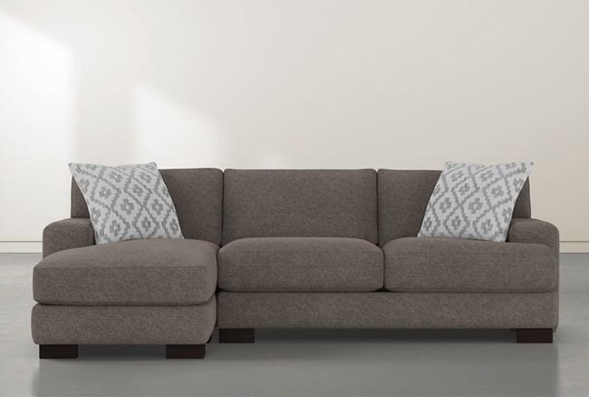 "Aidan IV Reversible 95"" Sofa/Chaise - 360"